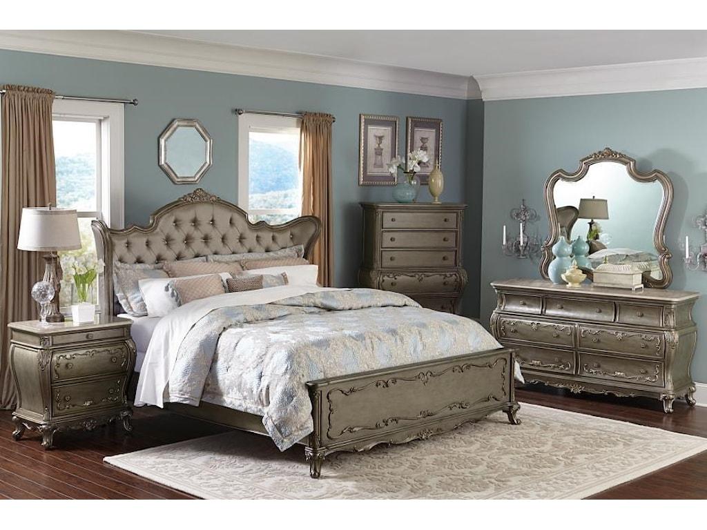 Homelegance FlorentinaCali King Bed