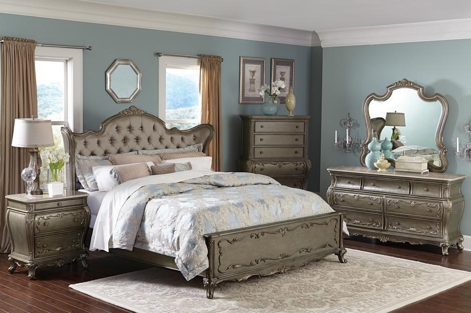 Homelegance FlorentinaCali King Bed