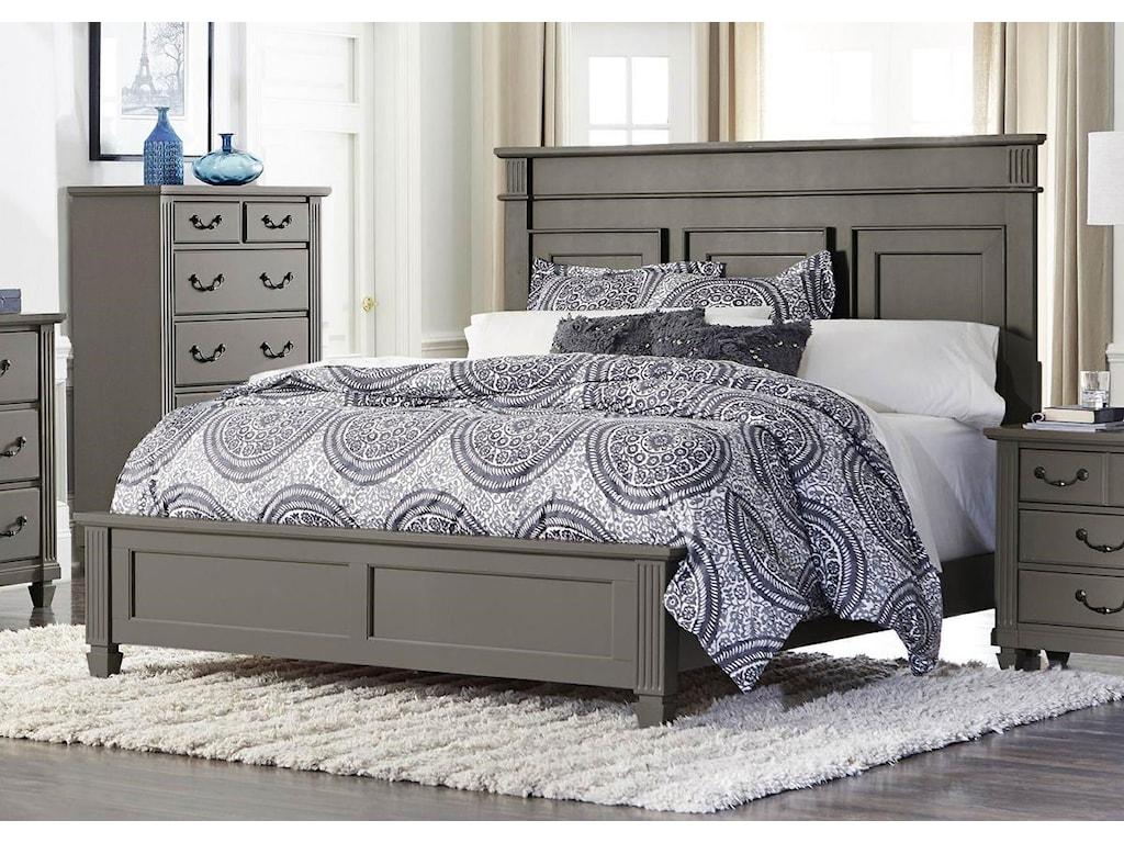 Homelegance 1911Queen Bed