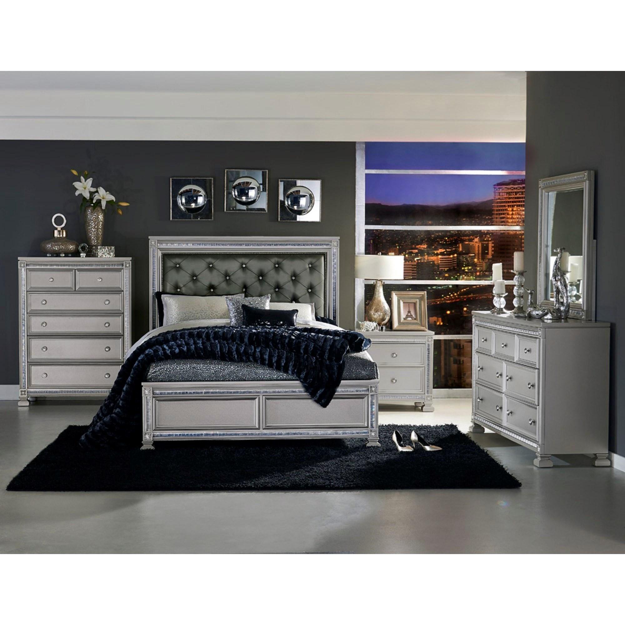 Exceptional Homelegance 1958 Queen Bedroom Group