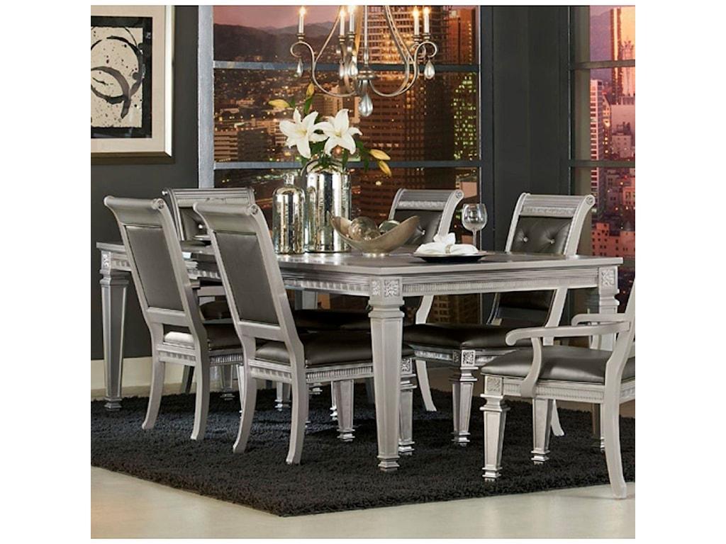 Elegance 1958Glam Dining Table