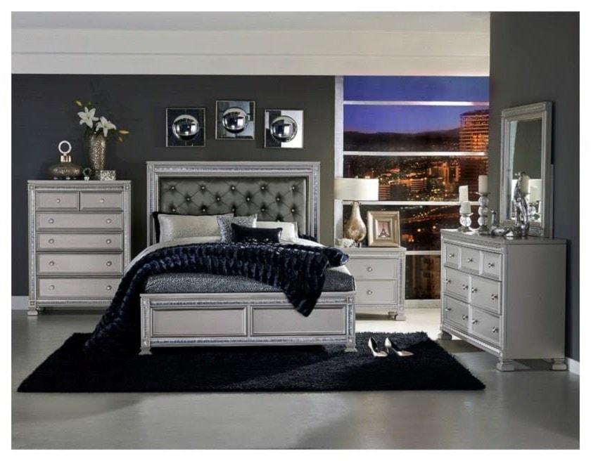 Homelegance 1958Queen Bedroom Group