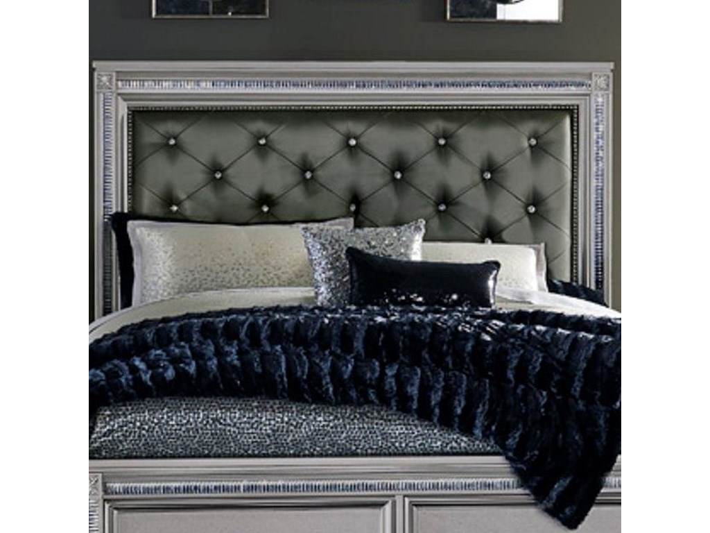 Homelegance 1958Glam King Headboard