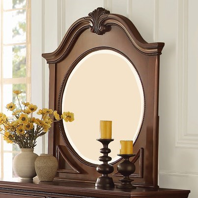 Homelegance (Clackamas Only) 2039C Traditional Mirror