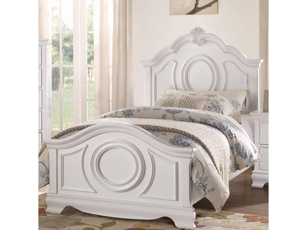 Homelegance 2039WTraditional Full Bed
