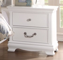 Homelegance 2039WTraditional Night Stand