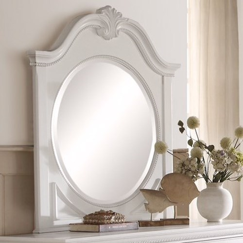 Homelegance (Clackamas Only) 2039W Traditional Mirror