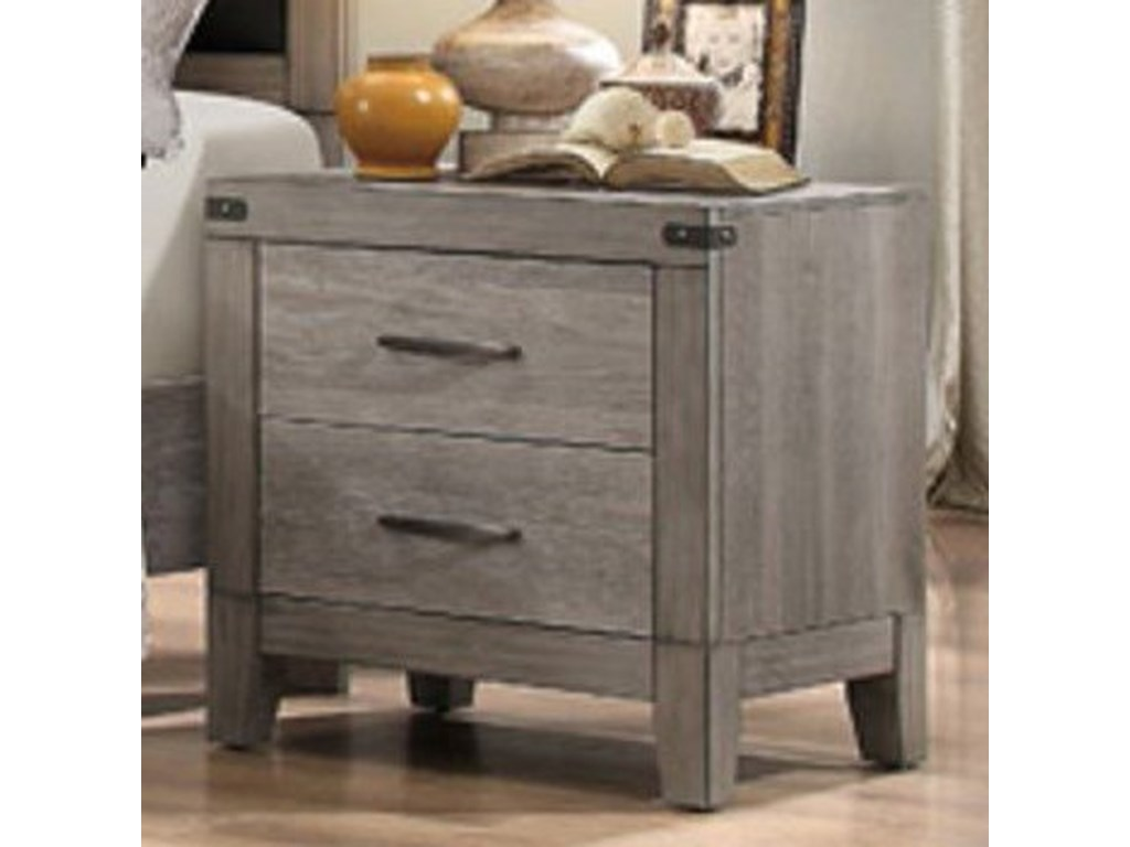 Homelegance 2042Contemporary Nightstand