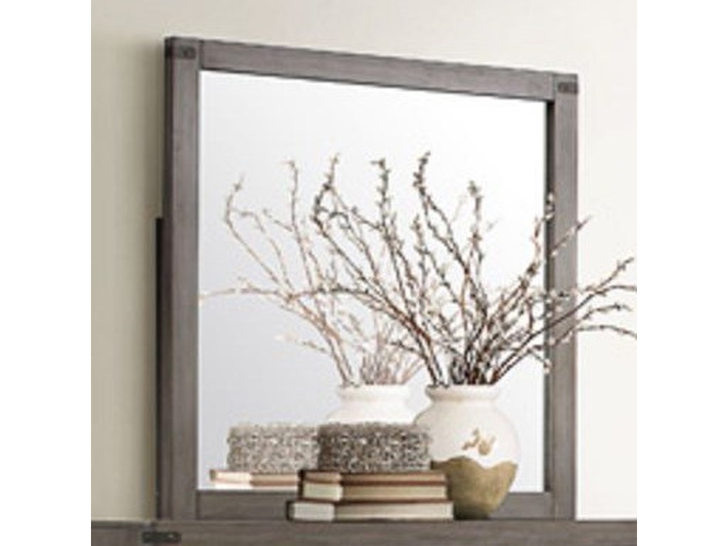 Homelegance 2042Contemporary Dresser Mirror