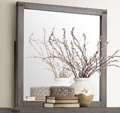 Homelegance (Clackamas Only) 2042 Contemporary Dresser Mirror