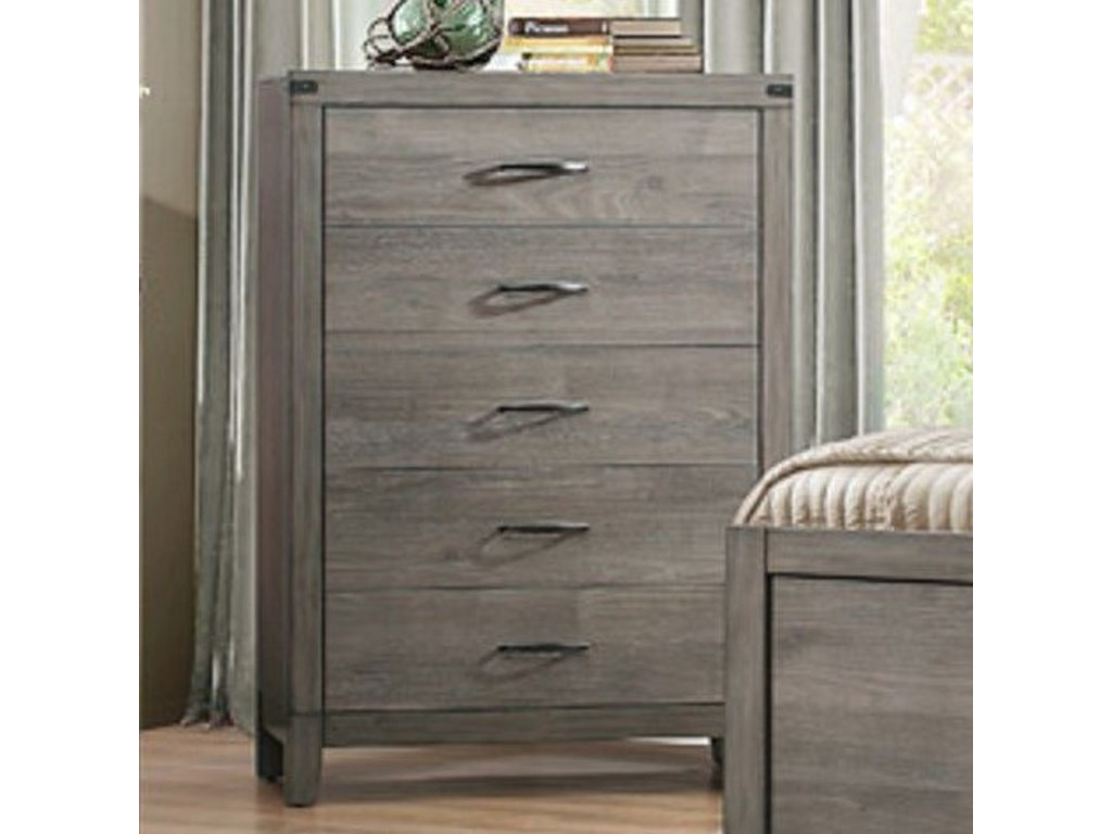 Homelegance 2042Contemporary Chest of Drawers