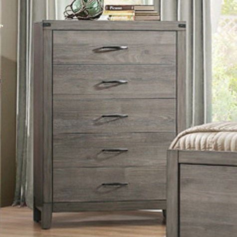 Homelegance 2042 Contemporary Chest of Drawers