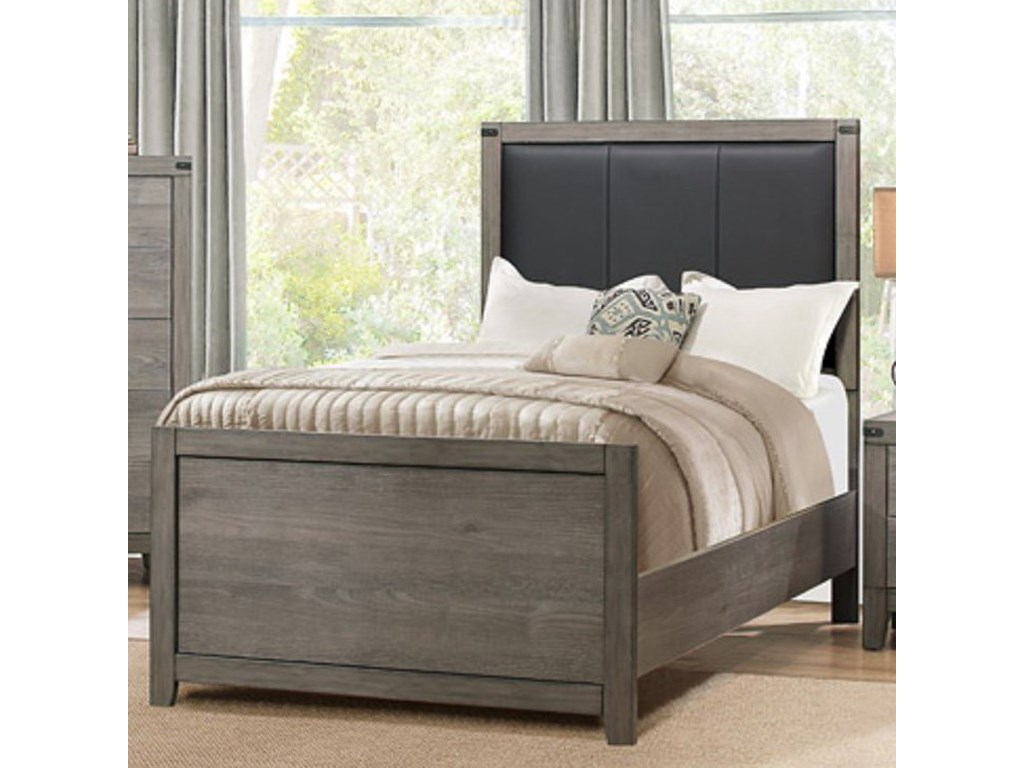 Homelegance Furniture 2042Contemporary Full Bed