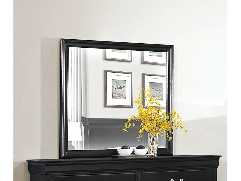 Homelegance MayvilleBlack Mirror