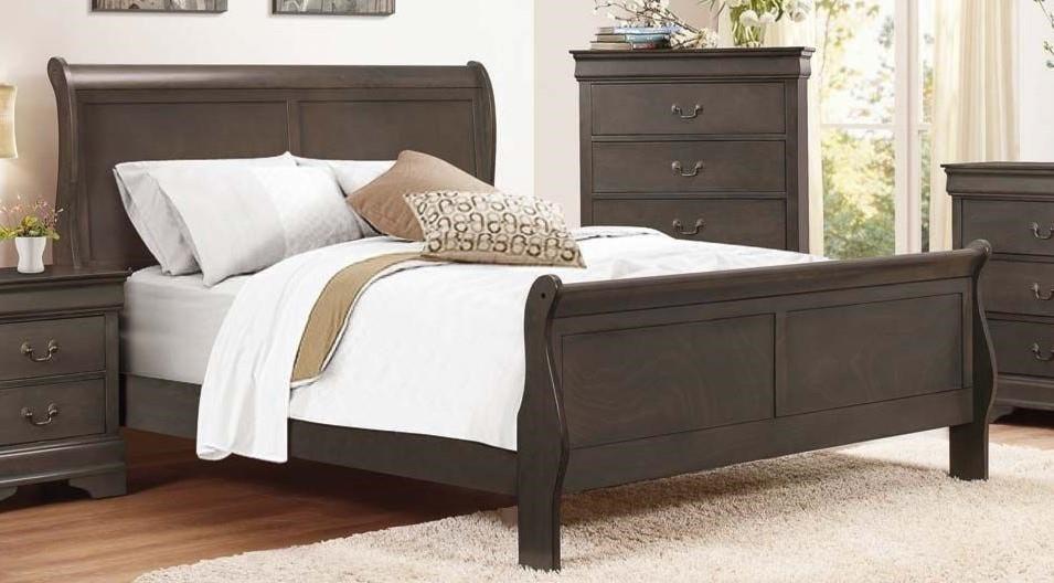 Homelegance MayvilleQueen Gray Bed
