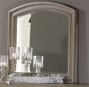 Homelegance 2259GY Relaxed Vintage Mirror