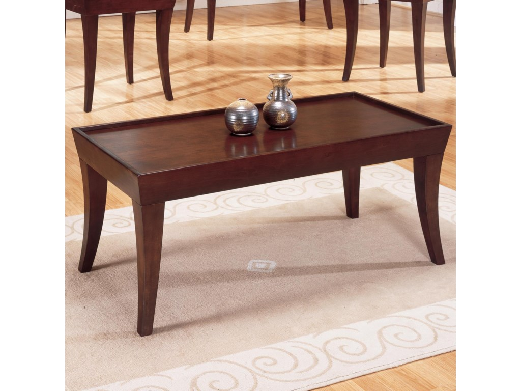 Elegance ZenCasual Cocktail Table