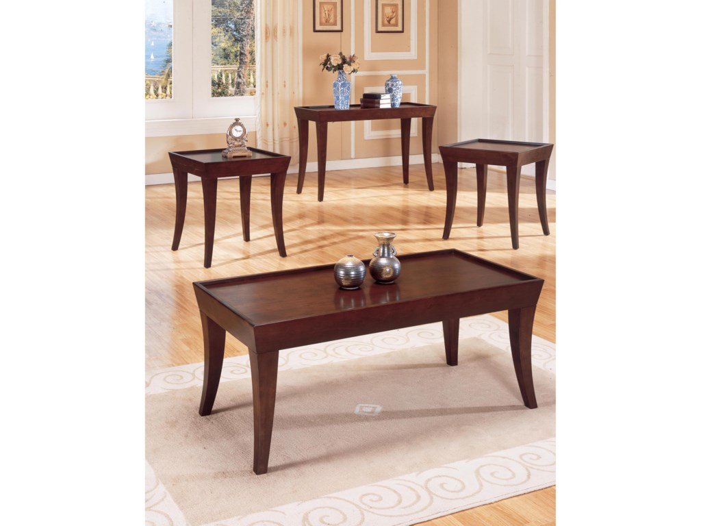 Homelegance ZenCasual Cocktail Table