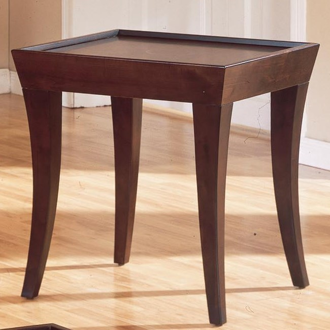 Homelegance ZenCasual End Table ...