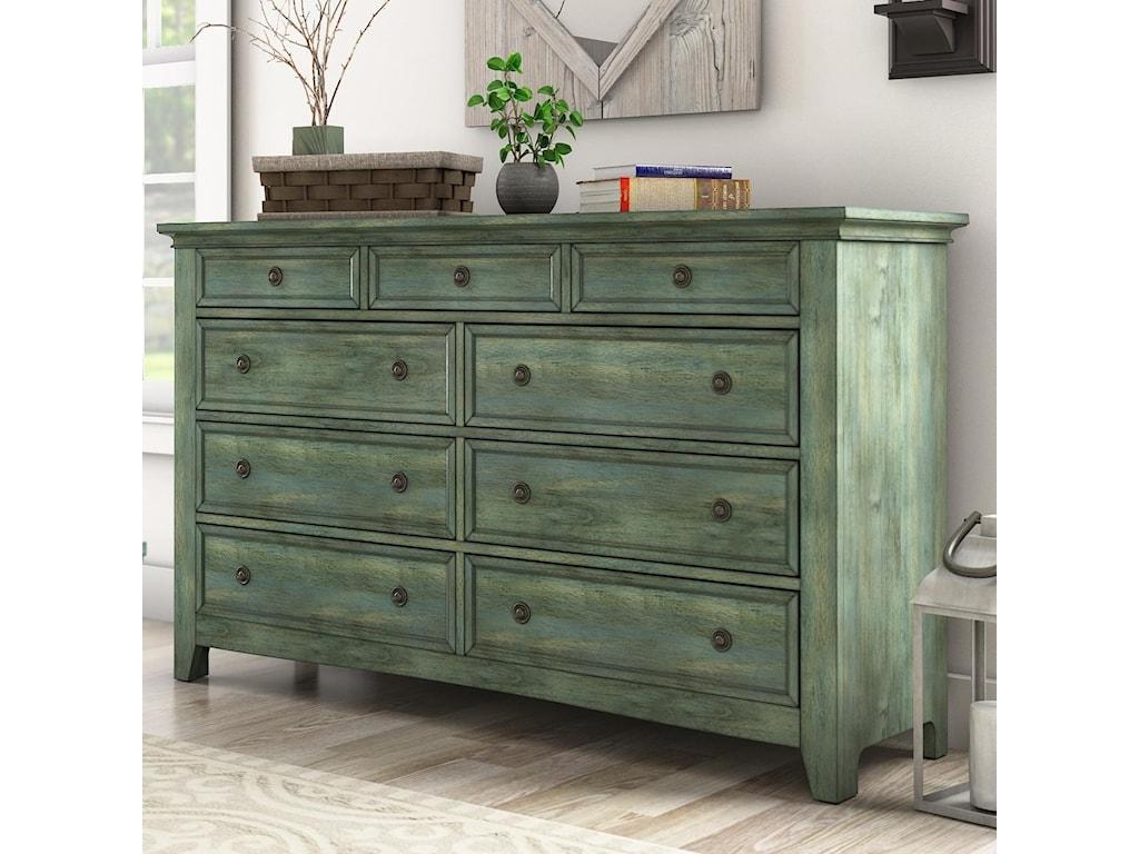 Homelegance 395Drawer Dresser