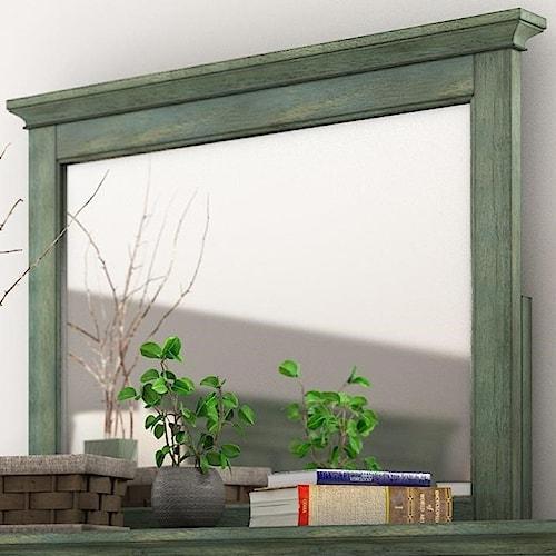 Homelegance 395 Casual Mirror