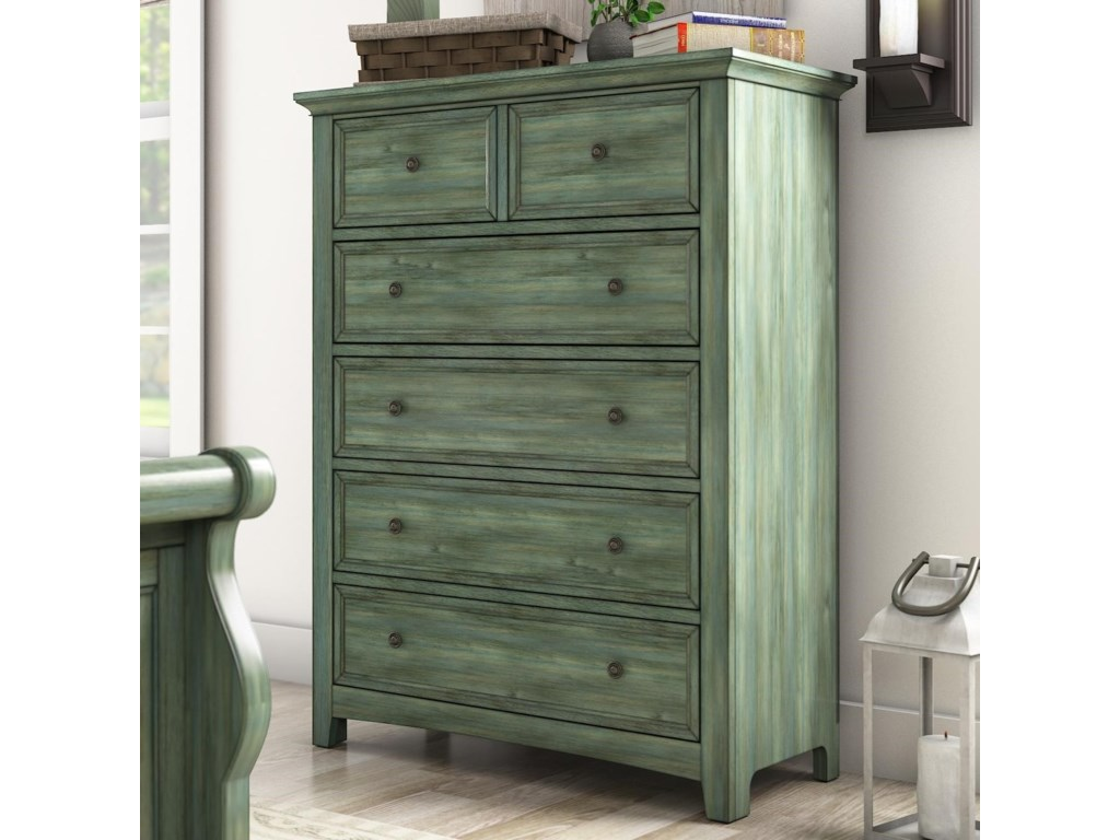 Homelegance 395Chest of Drawers