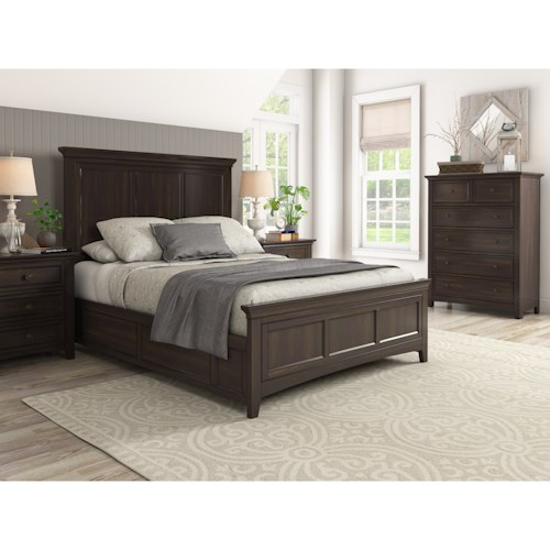 Homelegance 395 Queen Bedroom Group