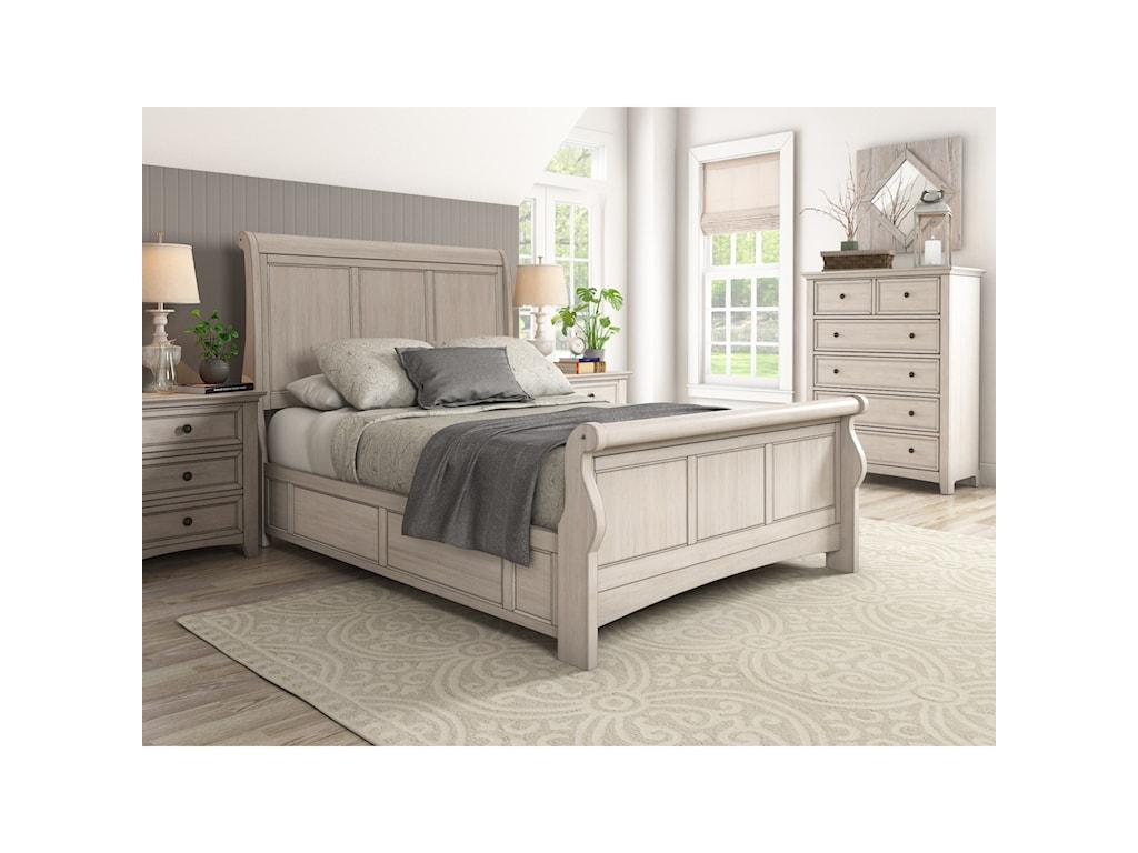 Homelegance 395Queen Bedroom Group