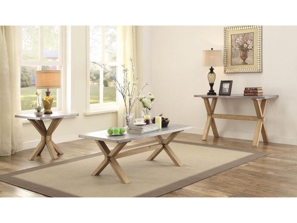 Homelegance 5100End Table