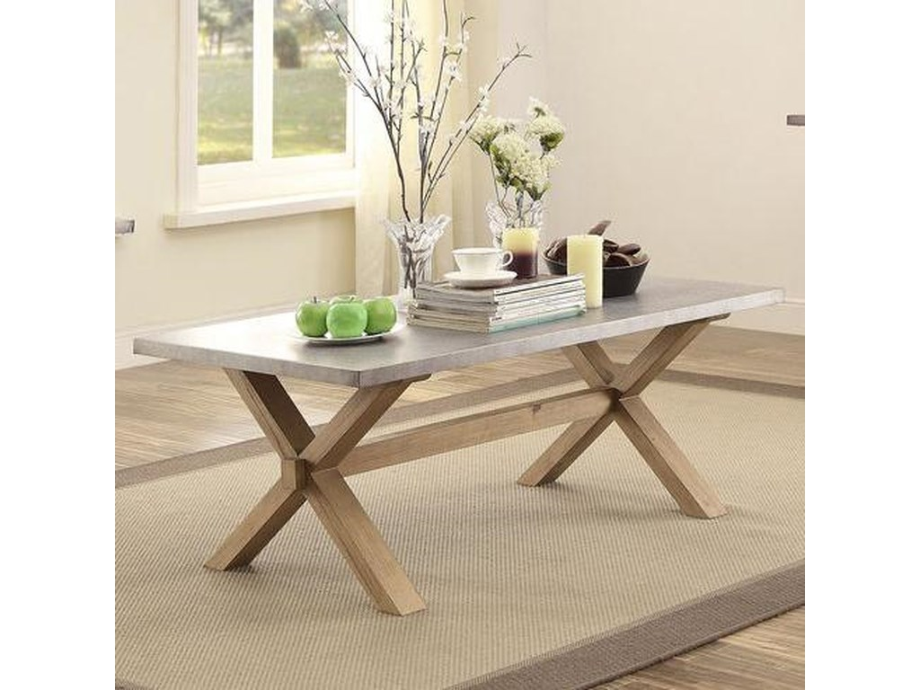 Homelegance 5100Cocktail Table