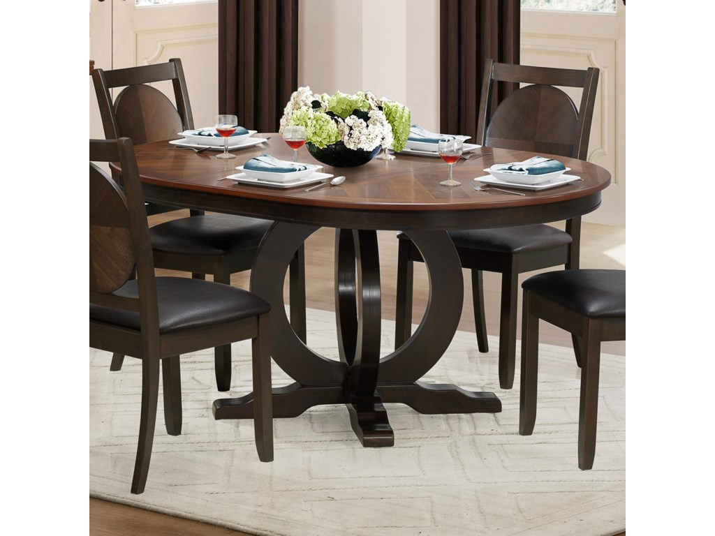 Homelegance 5111Round Dining Table