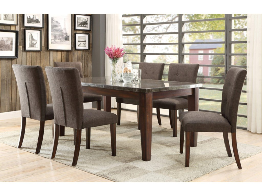 Homelegance DorrittDining Table
