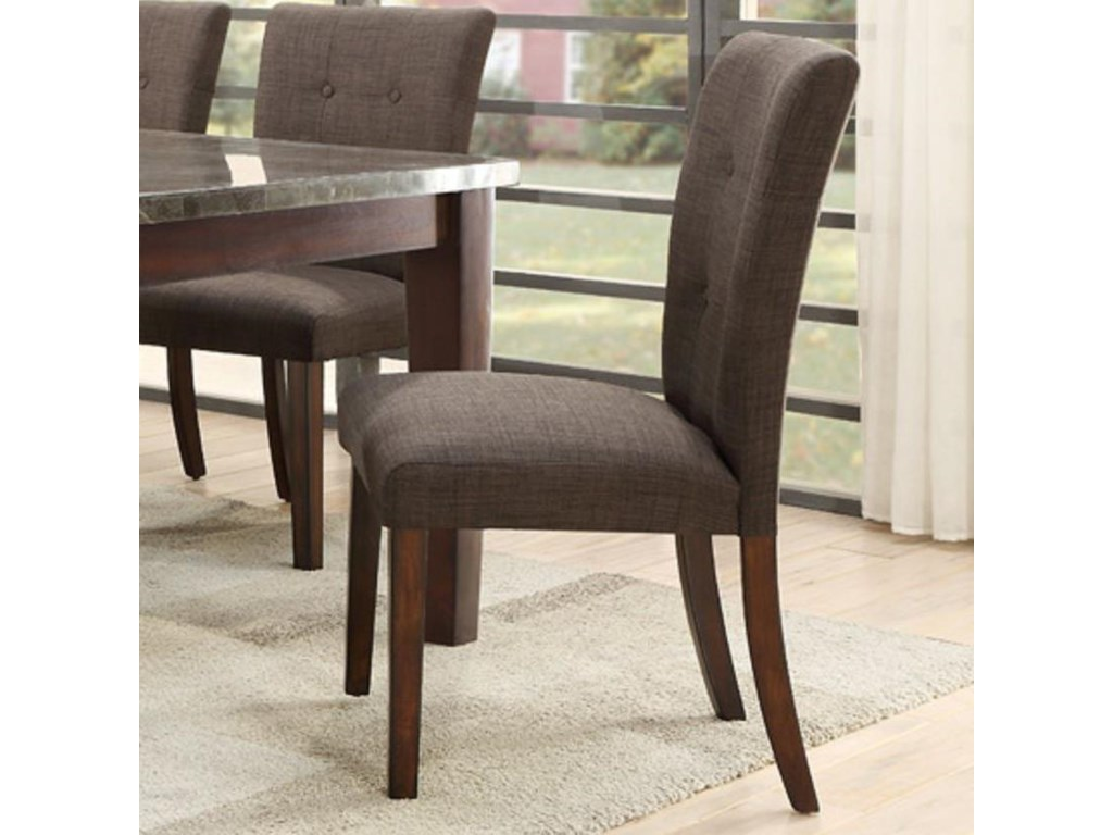 Homelegance DorrittSide Chair