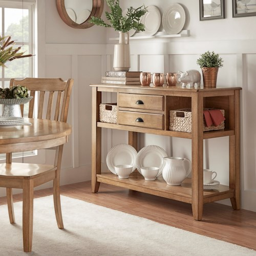 Homelegance 530 Dining Server