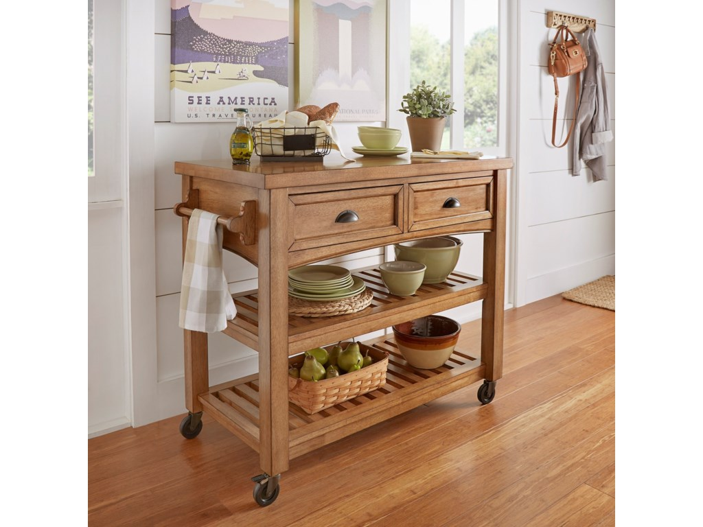 Homelegance 531Kitchen Cart