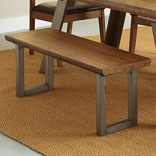 Homelegance 5478 Contemporary Dining Bench