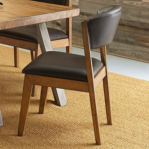 Homelegance 5478 Mid-Century Modern Dining Side Chair