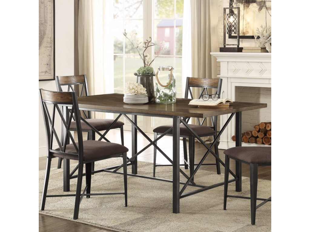 Homelegance 5512Contemporary Dining Table