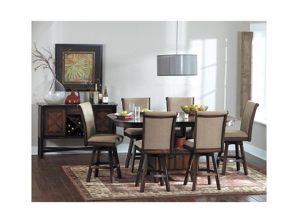 Homelegance 626Counter Height Chair