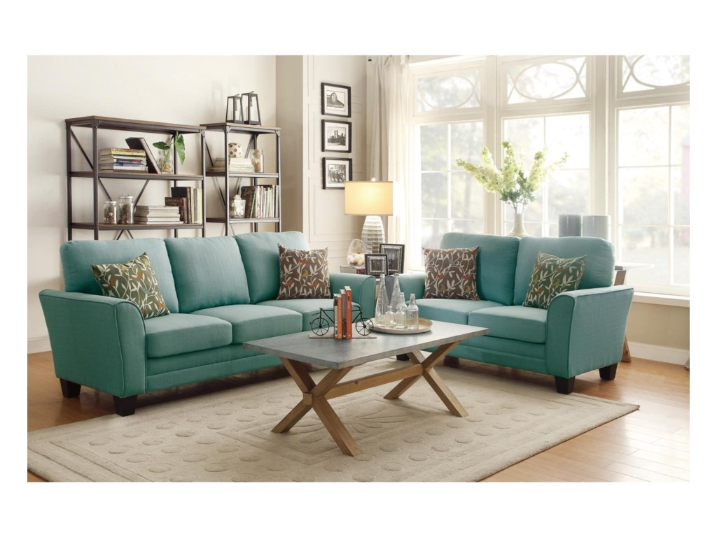 Homelegance AdairLiving Room Group