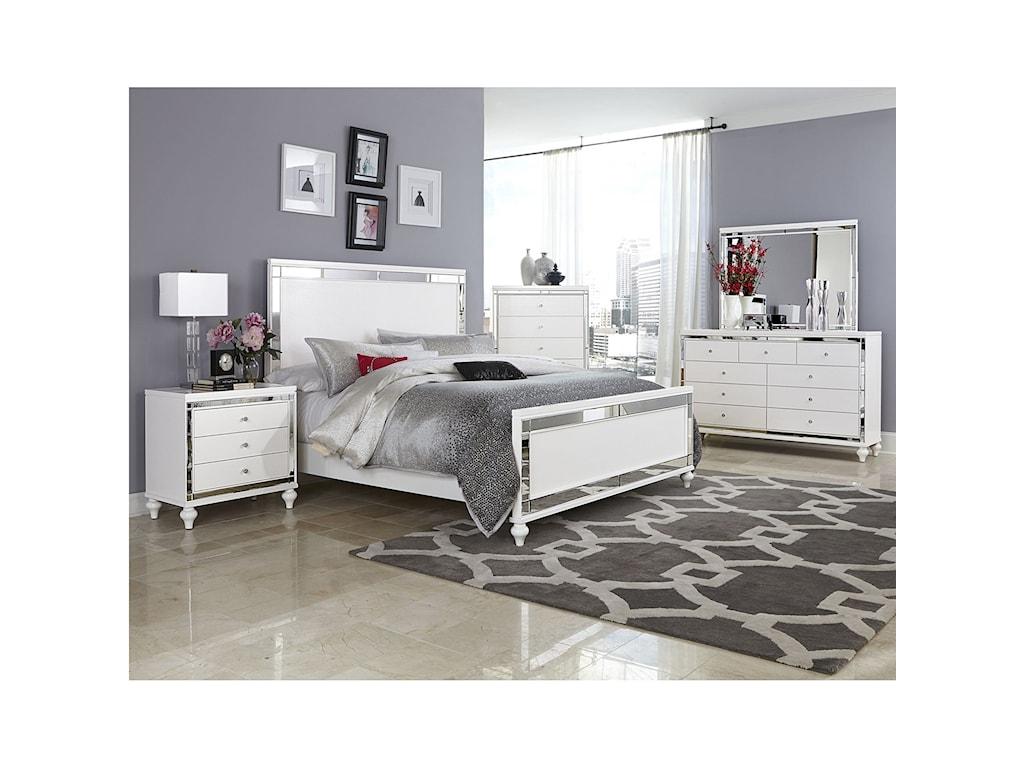 Homelegance AlonzaQueen Bed
