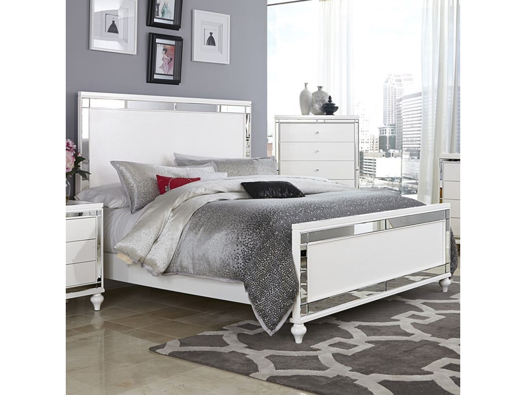 Homelegance AlonzaKing Bed
