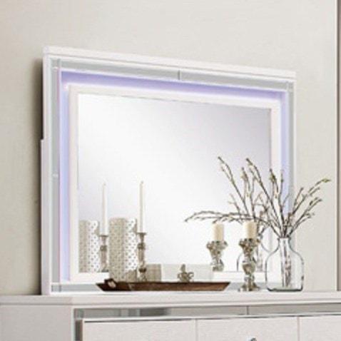 Homelegance AlonzaLED Lit Mirror