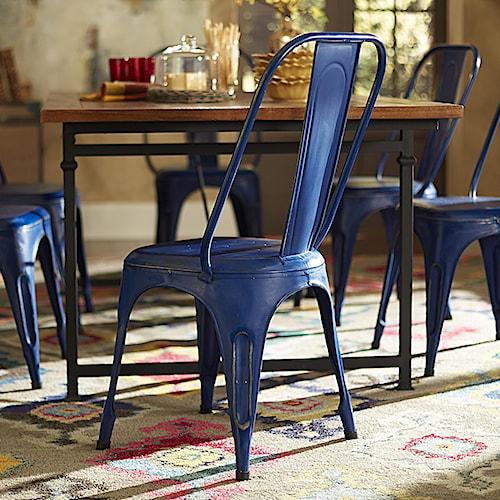 Homelegance Amara Metal Side Chair