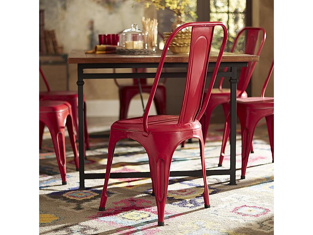 Homelegance AmaraMetal Side Chair