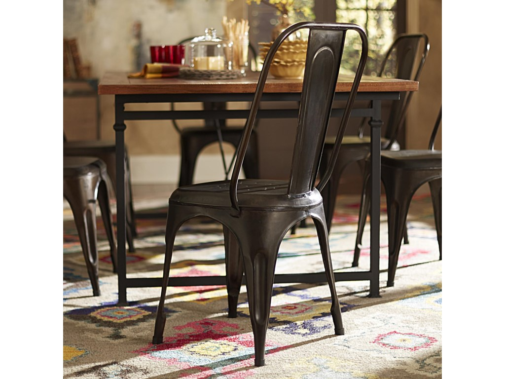 Homelegance AmaraMetal Side Chair