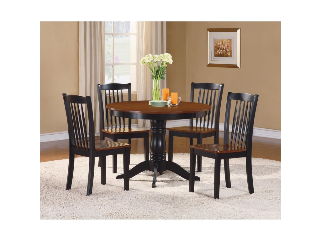 Homelegance AndoverTable and Chair Set