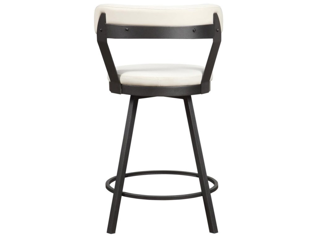 Homelegance AppertSwivel Counter Height Chair
