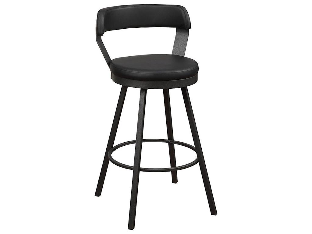 Homelegance AppertSwivel Pub Height Chair
