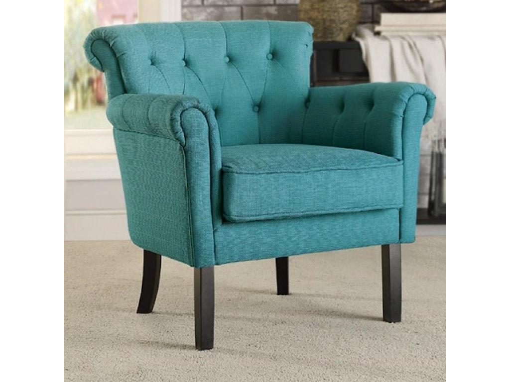 Homelegance BarloweAccent Chair